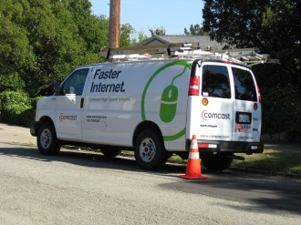 Comcast Upends Charter in $45 Billion Gambit for TWC