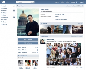 Is the World's Next Facebook Coming out of Russia or China?