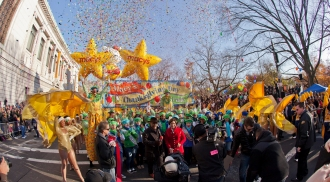 The Big Business of the Macy Day Parade