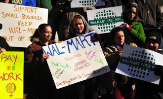 Is Wal-Mart the Nation's Biggest Welfare Recipient?