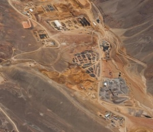 Chilean Court Suspends Work on Barrick's Pascua-Lama Mine, Shares Hit 4 Year Low