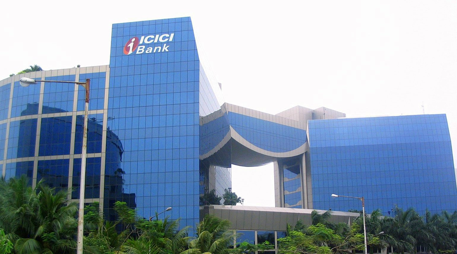 Major Indian Bank ICICI (IBN) Continues March Upwards
