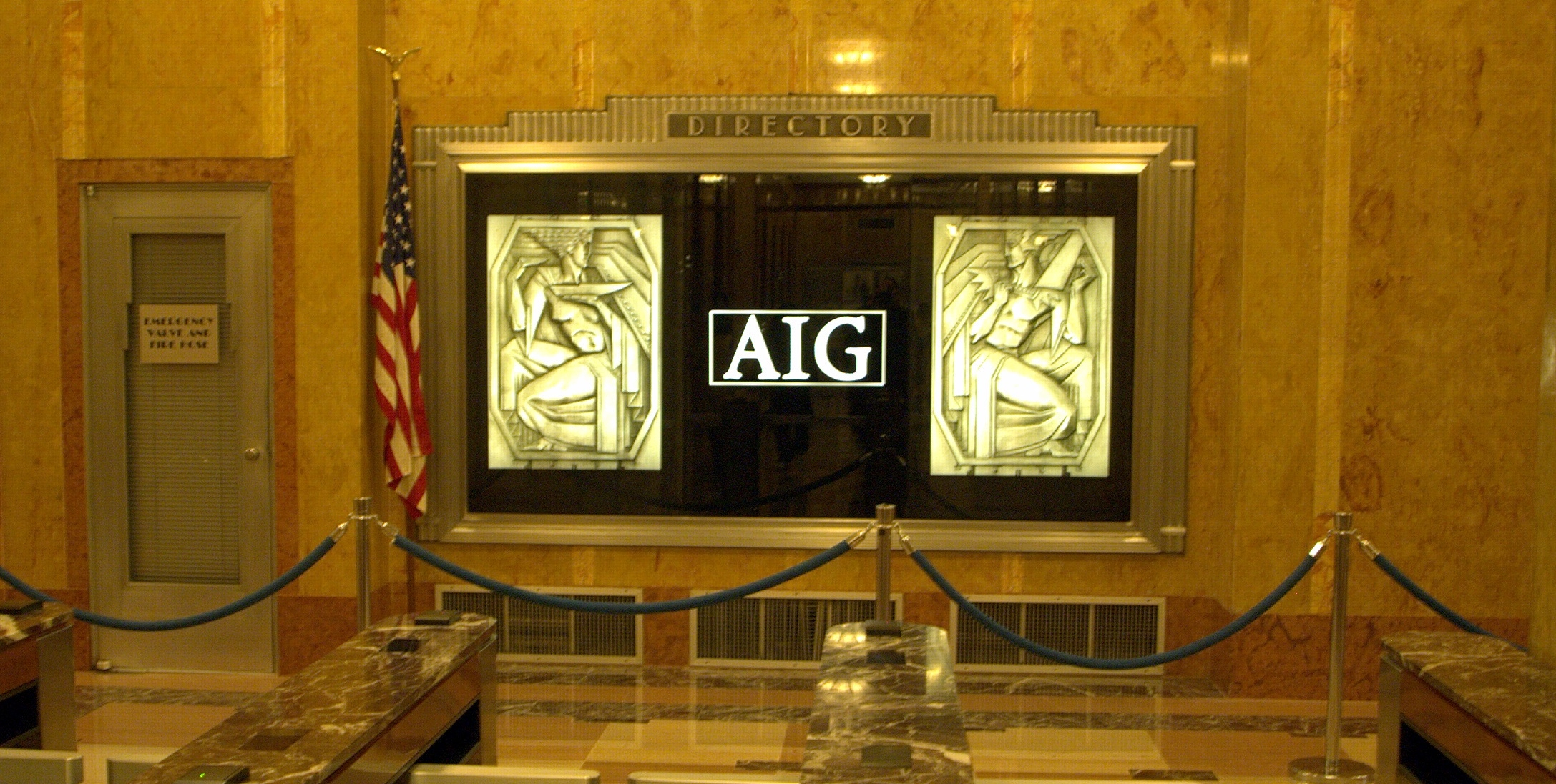 AIG Moving (Another) Unwanted Asset